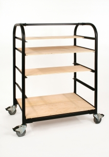 Brent Compact Ware Cart