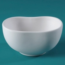 Duncan Bisque 29870 Simple Small Bowl