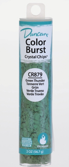 Duncan Color color burst cr879greenthunder