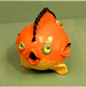 Creative Paradise Clay Mold FPClayfulCritterFish
