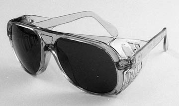 Infrared Safety Glasses