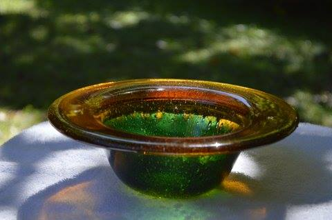 Jim Shick - Green Amber Set