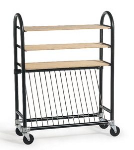 Brent Shelf Ware Cart
