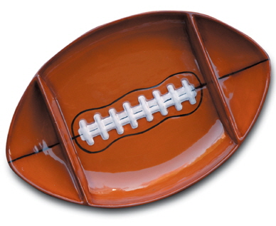Mayco Bisque FPMB1093 Football