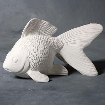 Mayco Bisque MB1424 Fancy Goldfish