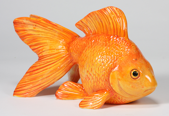 Mayco Bisque MB1424 Fancy Goldfish FP