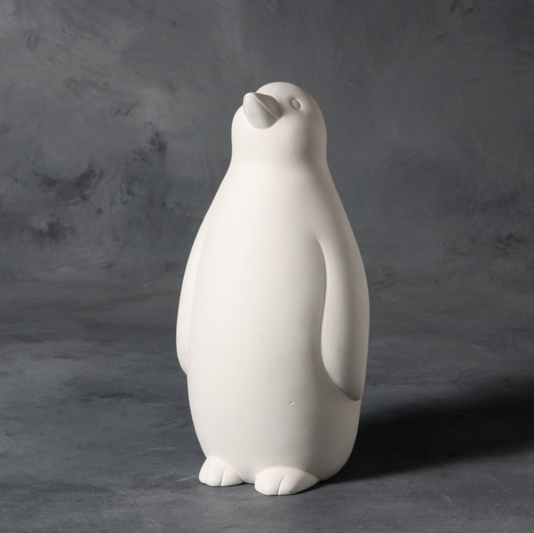 Mayco Bisque MB1442 Small Penguin