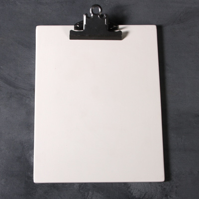 Mayco Bisque MB1461 Clay Clipboard