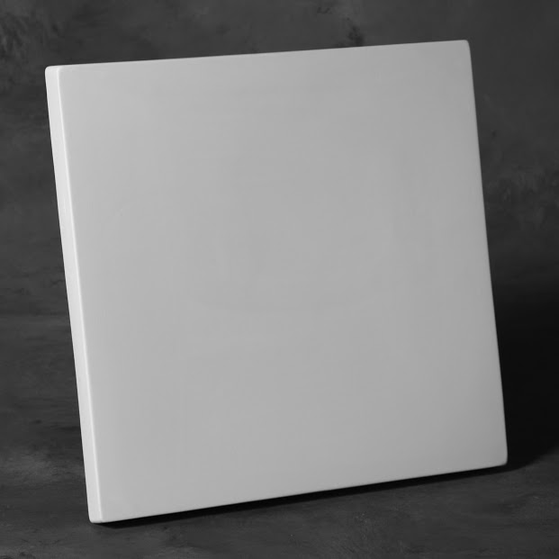 Mayco Bisque MB1478 12 x 12 Square Clay Canvas