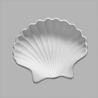 Mayco Bisque Shell Dish MB1380