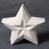 Mayco Bisque mb1499 faceted star