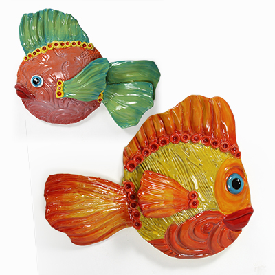 Mayco Lesson Plan Fish Clay ArtTeachers