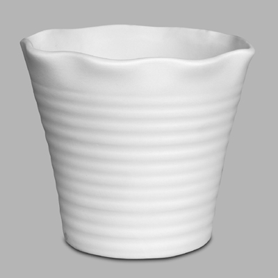 Mayco Bisque MB1044flowerpot