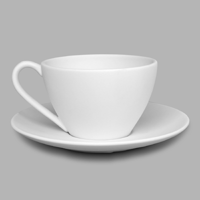 Mayco Bisque MB1081 cupsaucer