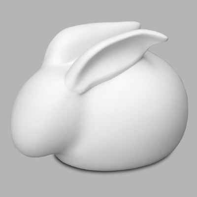 Mayco Bisque MB1118 bunny