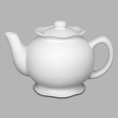 Mayco Bisque MB117 teapot