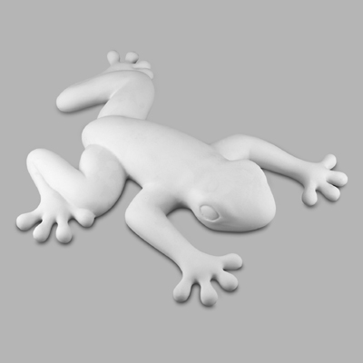 Mayco Bisque MB645 frog wall climber