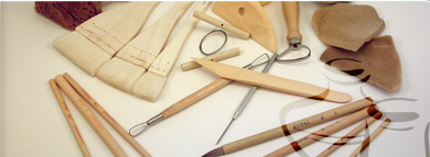 Pottery Tools Essentials
