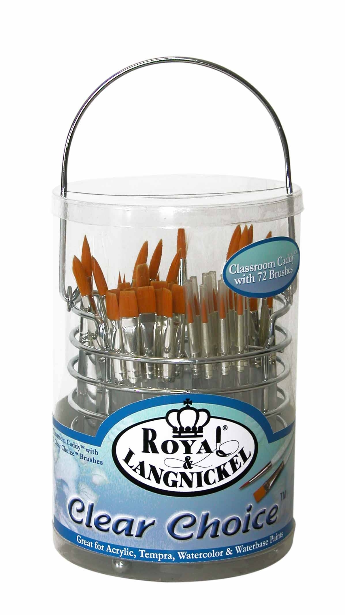 ROYAL Brushes 72CleaRChoice